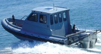 SEA FORCE® 730 Cabin