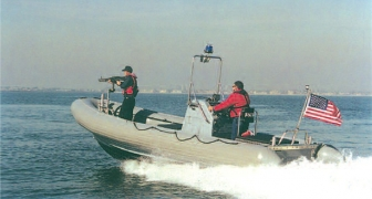 SEA FORCE® 7m Standard Navy RIB