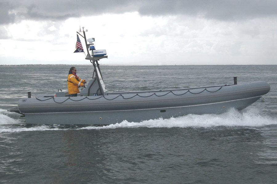 Military Boats - Willard Marine