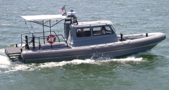 SEA FORCE® Enforcer 11m Cabin RIB