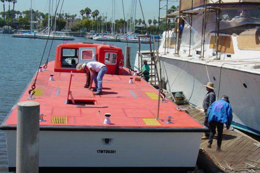 56 Septar Patrol Boat Willard Marine