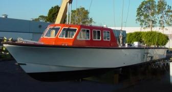 56′ SEPTAR / Patrol Boat