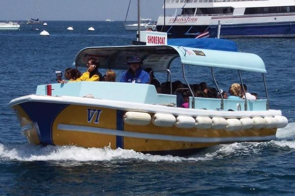 Island 30 Shore Boat - 2