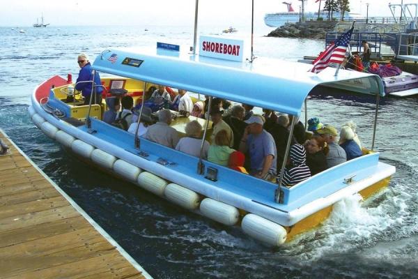Island 30 Shore Boat - 1