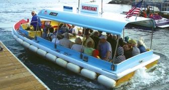 Island 30 Shore Boat