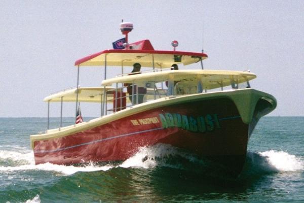 Aquabus 40′ Water Taxi - 3