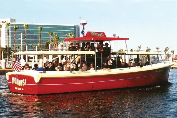 Aquabus 40′ Water Taxi - 1