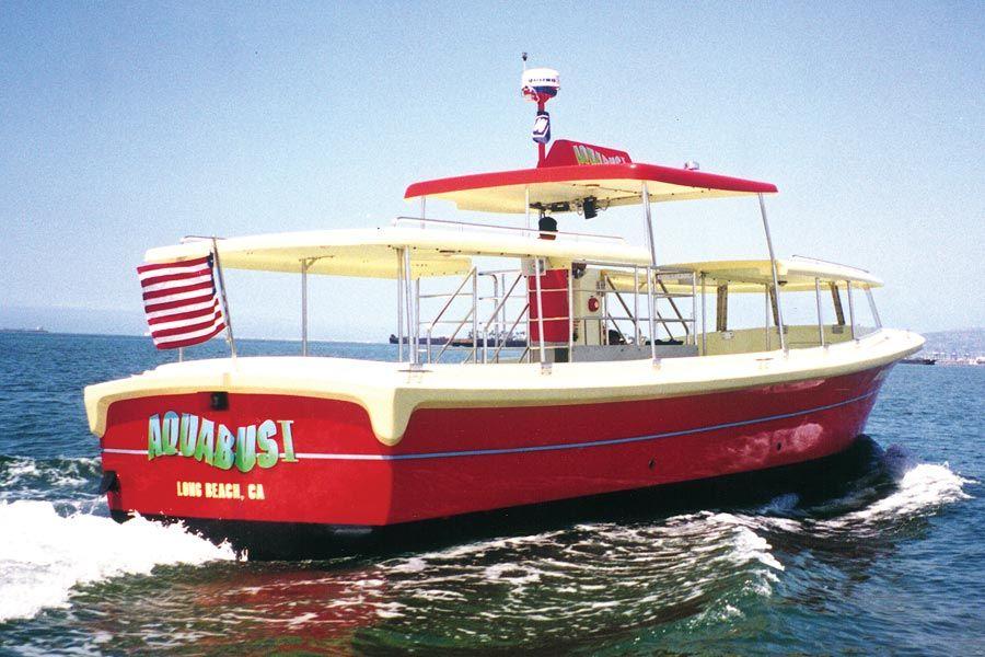 Aquabus 40 Water Taxi Willard Marine