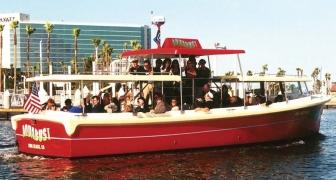 Aquabus 40′ Water Taxi