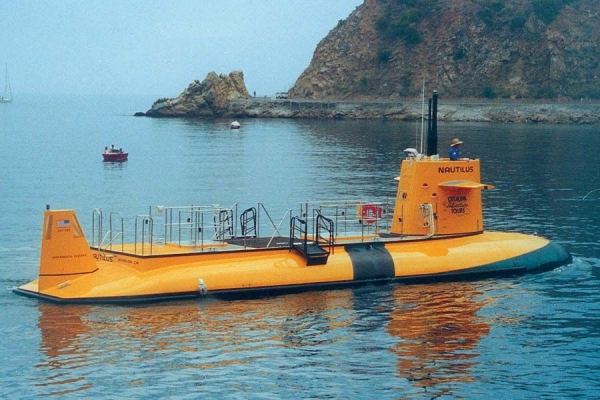65′ Semi-Submersible - 3