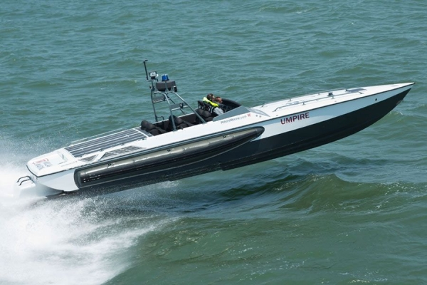43' Assault High Speed Inerceptor Umpire Boat - 4