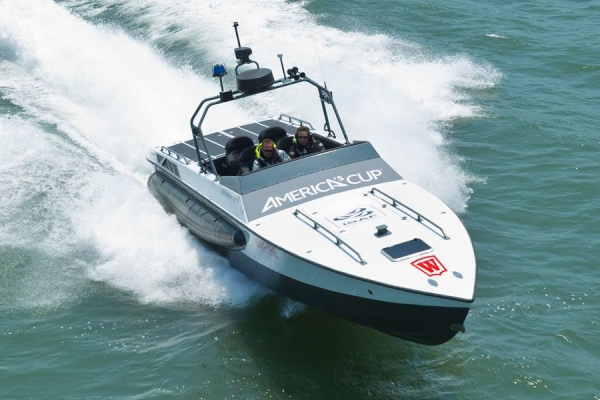 43' Assault High Speed Inerceptor Umpire Boat - 2